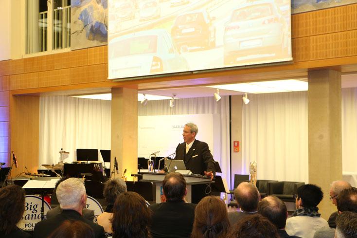 Vortrag in der Saarländischen Vertreter in Berlin