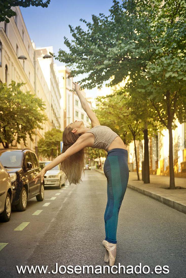 ballet, puntas de ballet, en puntas, fotografo ballet, fotos de ballet, madrid en danza, fotografo de danza, madrid, fotos en calle