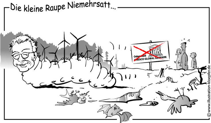 Energiepolitik in Hessen, Windräder, Windkraftanlagen