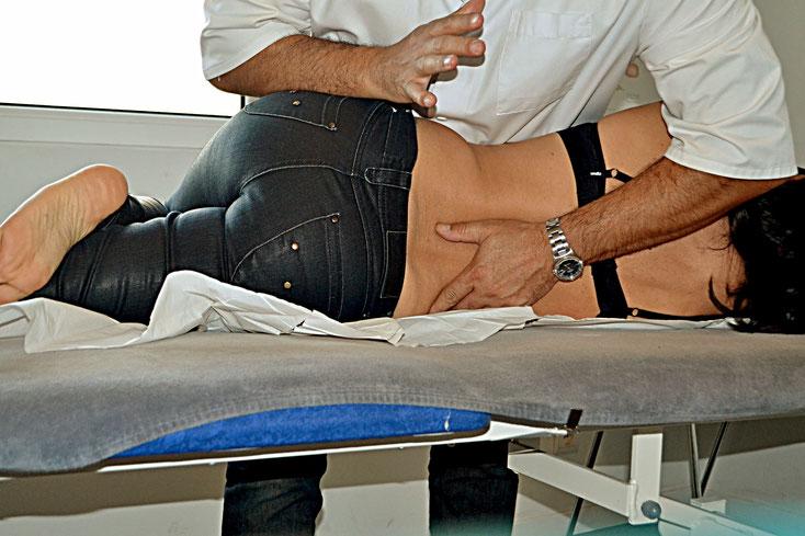 URGENCE Ostéopathique : libération du nerf sciatique gauche