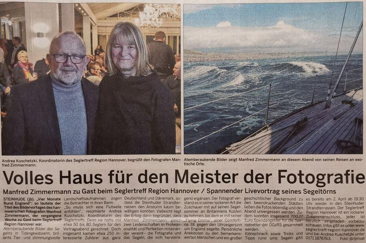 Wunstorfer Stadtanzeiger, 11.03.2020