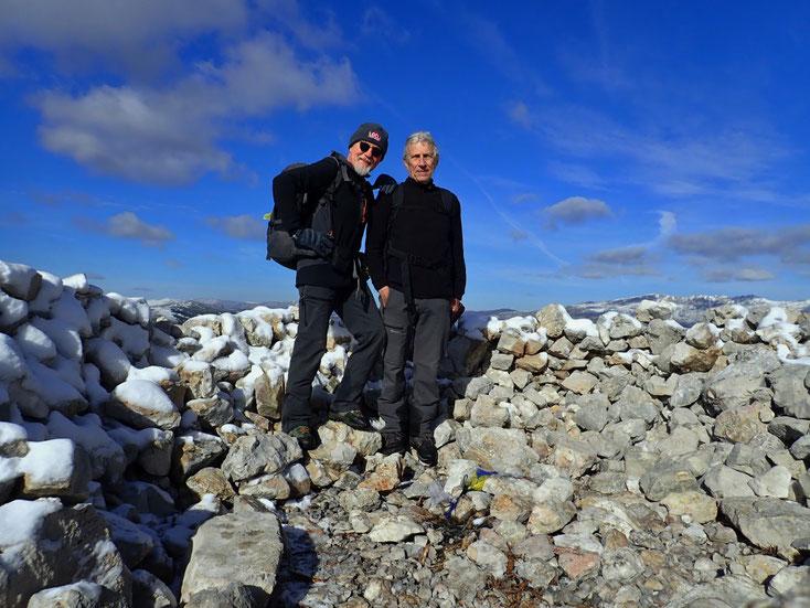 Pic de Courmettes ( 1248 m)