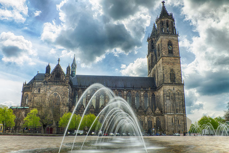 Magdeburger Dom; Detektei Magdeburg, Detektiv Magdeburg, Privatdetektiv Magdeburg