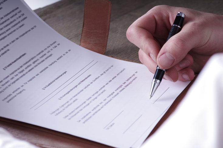 Arbeitsvertrag; Wirtschaftsdetektei Halle an der Saale, Wirtschaftsdetektiv Merseburg
