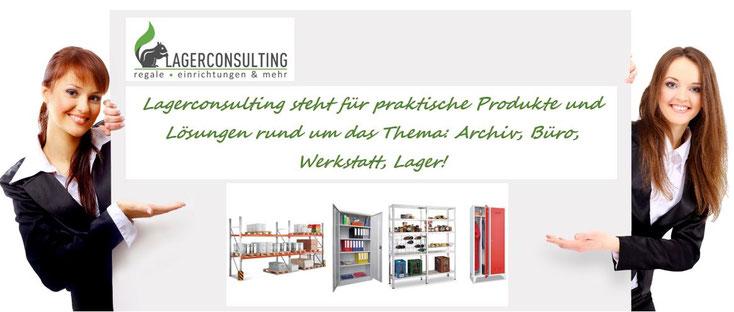 Lagerconsulting Regale Einrichtung und mehr / www.lagerconsulting.at Archiv Werkstatt Büro Lager