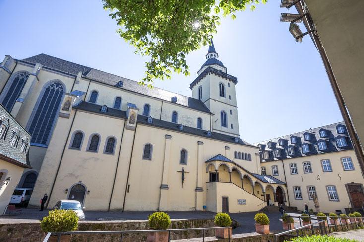 Abtei St. Michael in Siegburg; Detektei Siegburg, Detektiv Siegburg