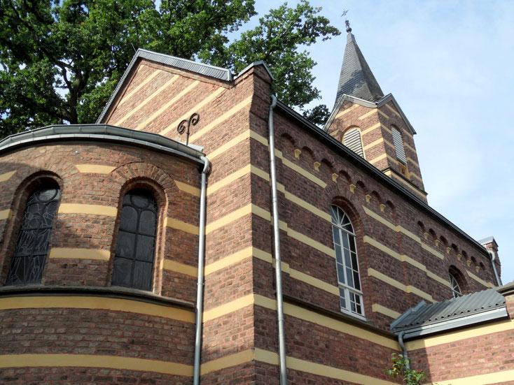 Alte evangelische Kirche Bornheim; Privatdetektei Bornheim, Wirtschaftsdetektiv Bornheim