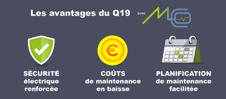 les avantages du certificat Q19 avec M-CO
