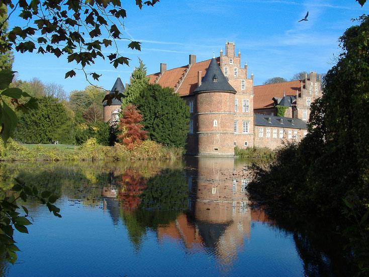 Wasserschloss Herten; Wirtschaftsdetektiv Herten, Detektivteam Herten, Privatdetektei Herten