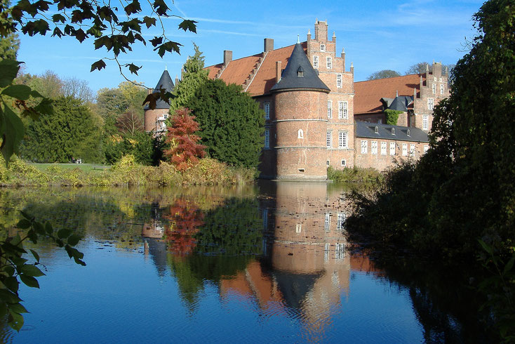 Herten Castle; private investigator Herten, detective agency Herten, investigation company Herten