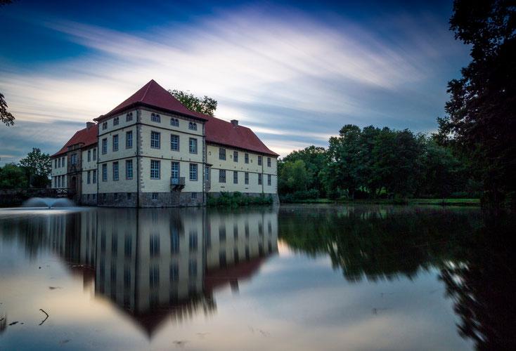 Schloss Strünkede; Wirtschaftsdetektiv Herne, Privatdetektei Herne, Detektivteam Herne