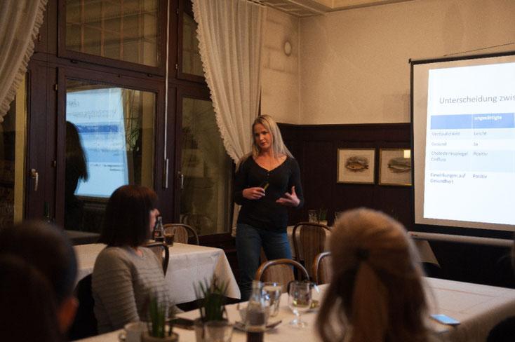 Vortrag Seminar Gesundheitsoptimierung Ernährung Abnehmen Alltagstipps