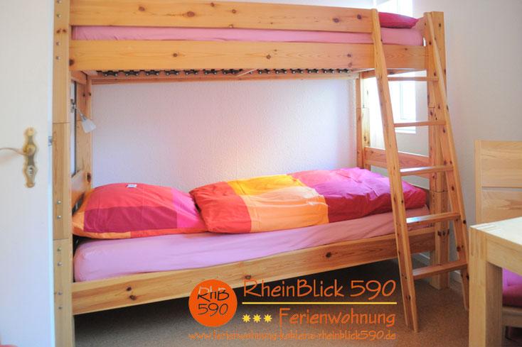 Image: Le deuxième chambre à coucher