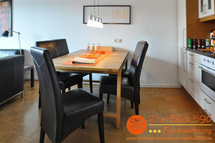 Image: La table de salle à manger