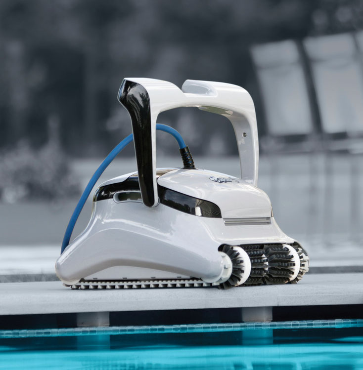 Dolphin Deluxe Active Cleaner