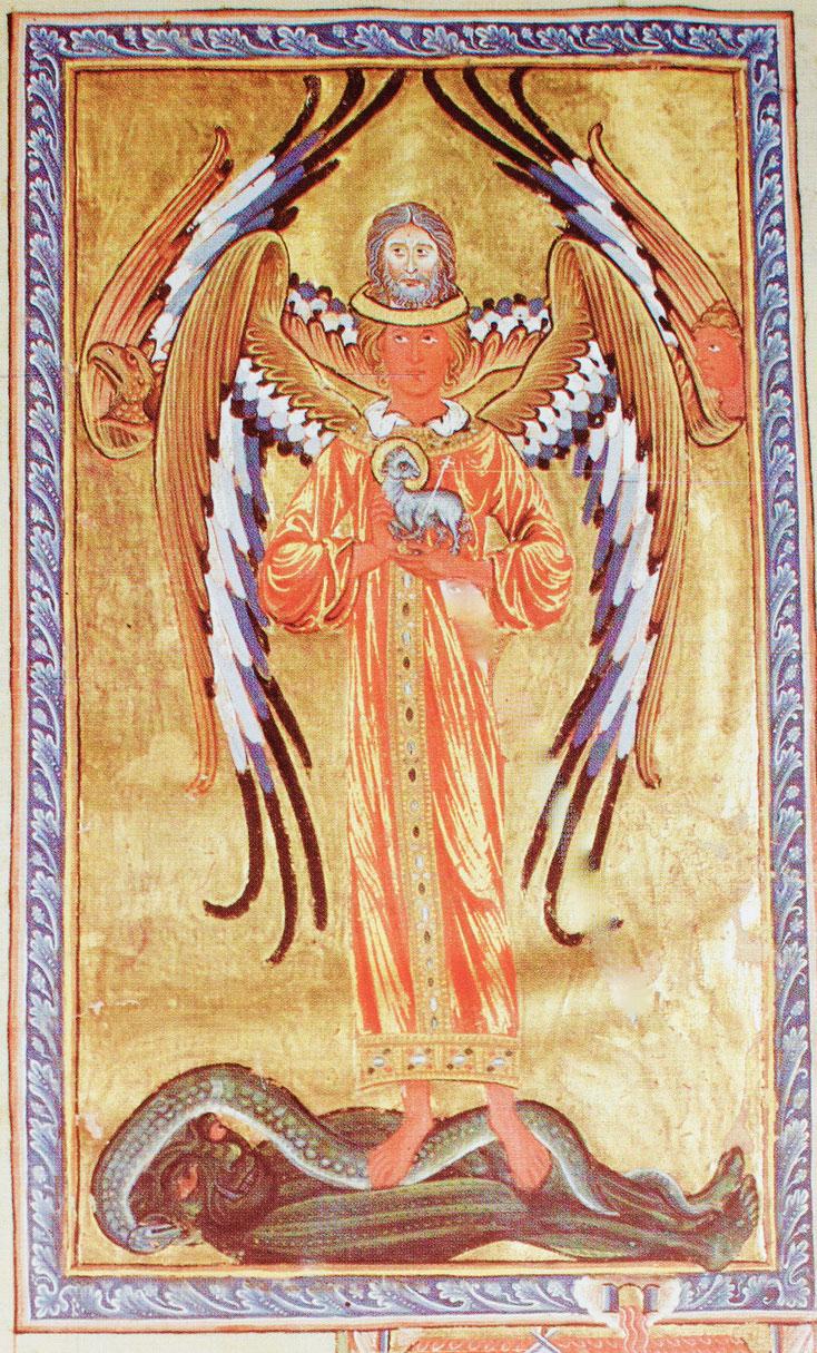 Codex Lucca, Miniatur 1