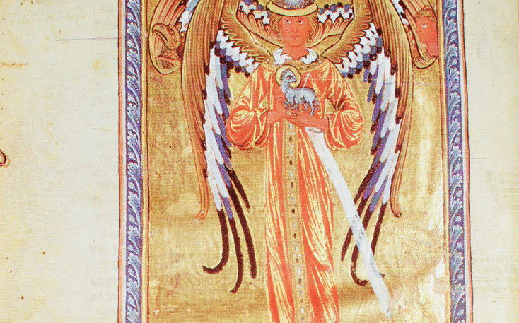 HvB, Codex Lucca Miniatur 1 Autorenbild
