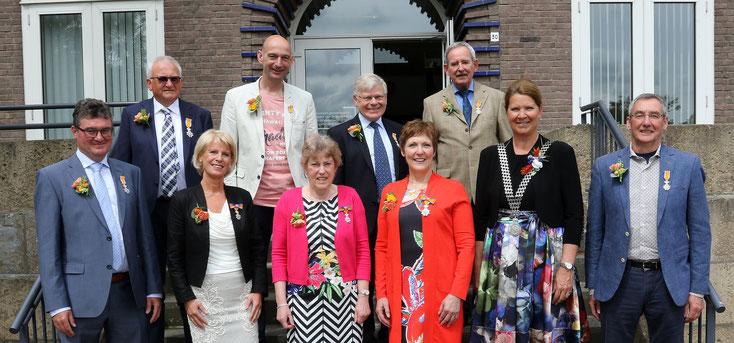 PRO Gulpen-Wittem feliciteert alle ontvangers van een koninklijke onderscheiding!