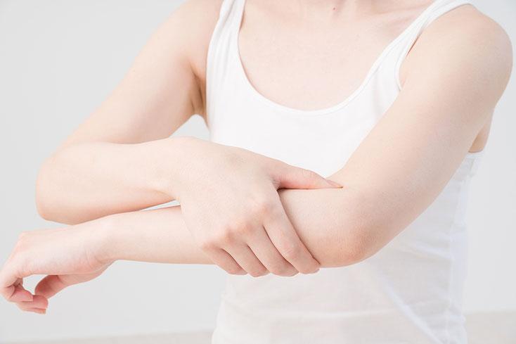 douleurs poignets et avant-bras - automassage
