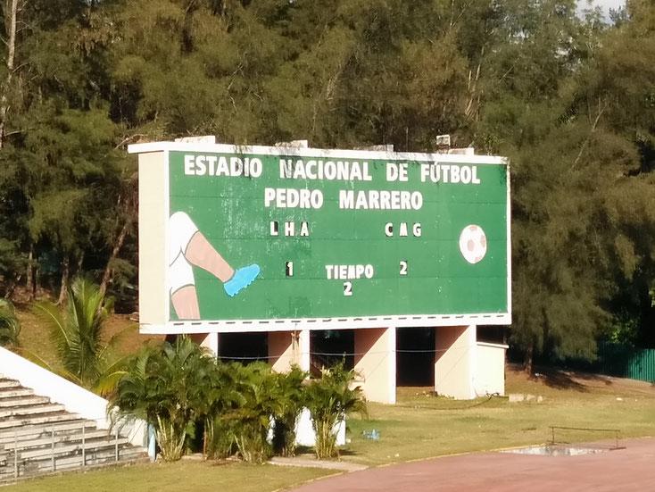 groundhopping fussball kuba cuba