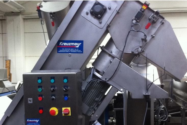 Оборудование для производства соков из овощей и фруктов Kreuzmayr