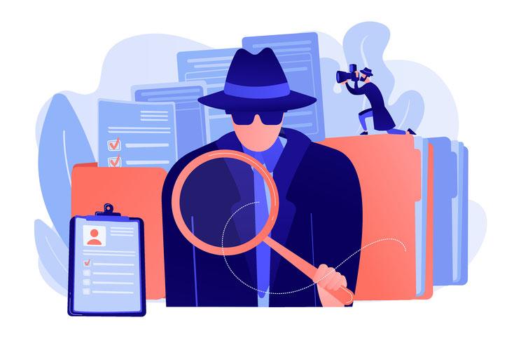 Privatdetektiv; Privatdetektei Nürnberg, Wirtschaftsdetektei Nürnberg, Detektiv Erlangen