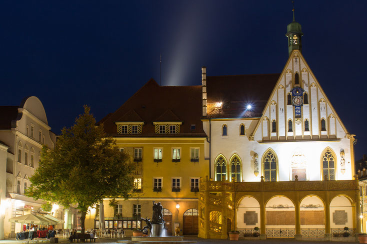 Amberg Rathaus; Detektei Amberg, Detektiv Amberg, Privatdetektiv Amberg