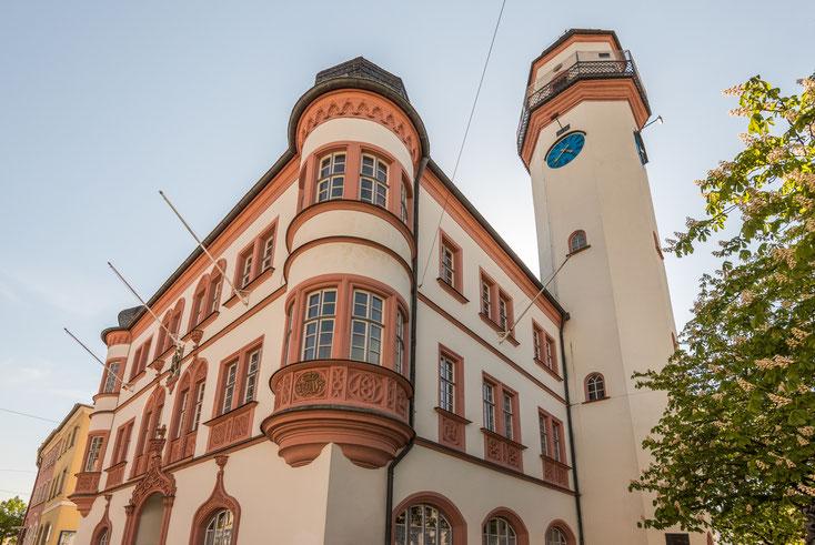 Rathaus Hof | Privatdetektei Hof/Saale | Wirtschaftsdetektei Hof | Detektivbüro Hof an der Saale