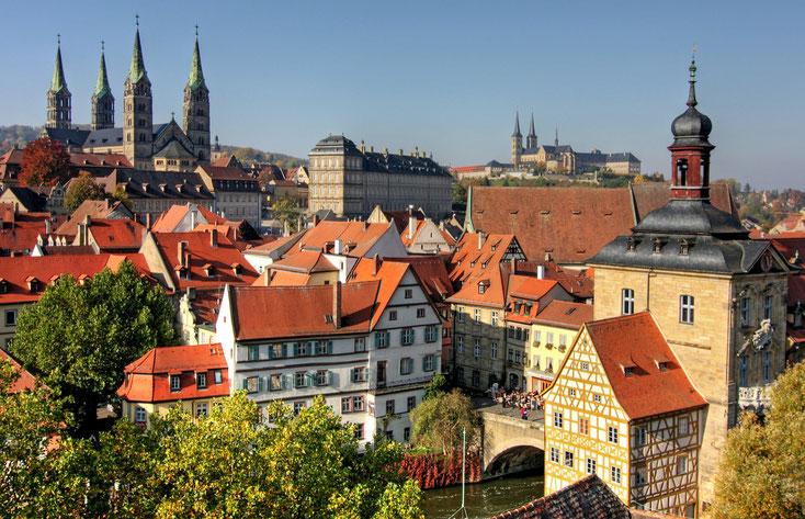 Bamberg Altstadt; Detektei Bamberg, Detektiv Bamberg, Privatdetektiv Bamberg