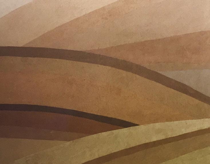 9088  80x100 Sandstein auf Leinwand