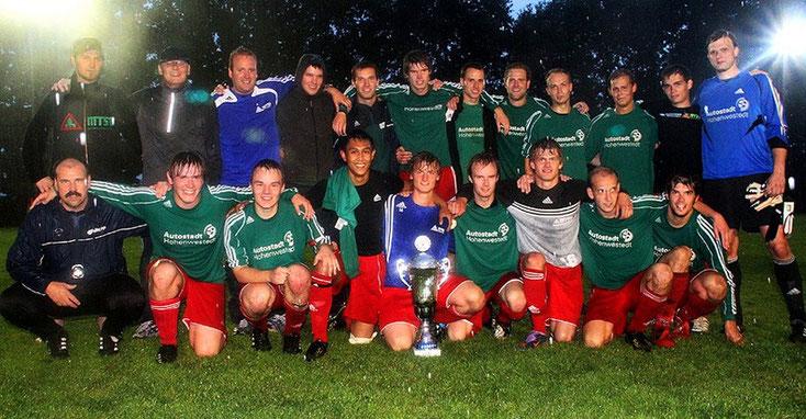 Kreispokalsieg 2010