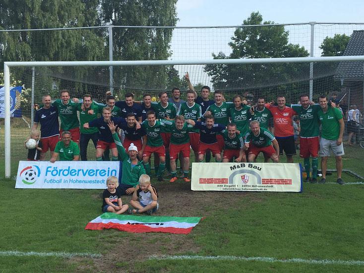 1. Herren Aufstieg Landesliga