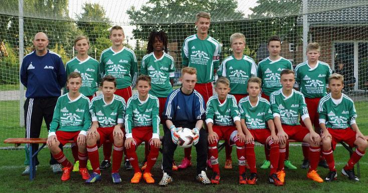 C-Jugend 2015/16