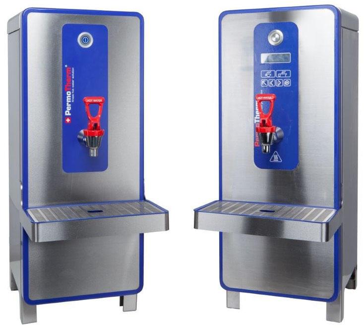 Permotherm / Heisswassergerät für Spitäler und Heime
