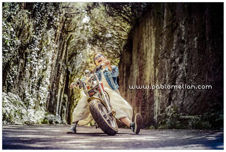 estudio fotográfico en Tenerife especialistas en fotos de niños