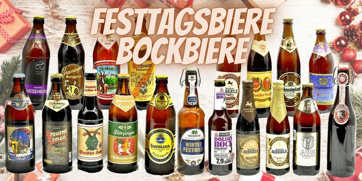 Bockbier Weihnachtsbier Haußmann Feldkirchen bei München