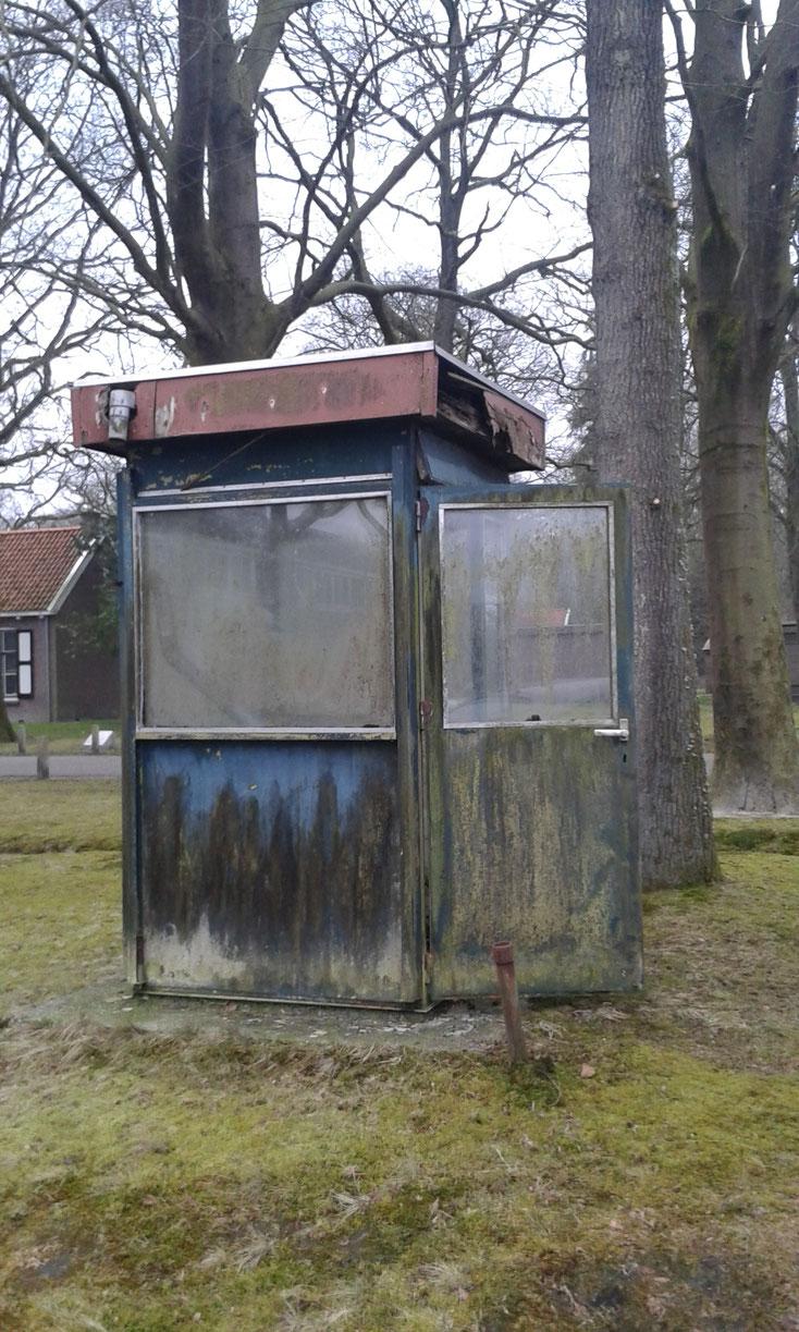 GEWA Wachthokje Norgerhaven Veenhuizen