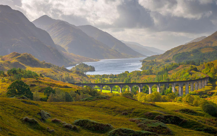 Loch Shiel, West Highlands; Kurtz Detektei Essen, Detektiv Highlands, Detektei Highlands