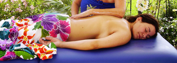 Janina Gradl Yoga und Lomi-Massagen in Amberg