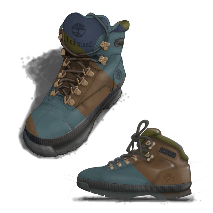 design-sketch-winterboot-timberland-shoes-blue-browhn-leather
