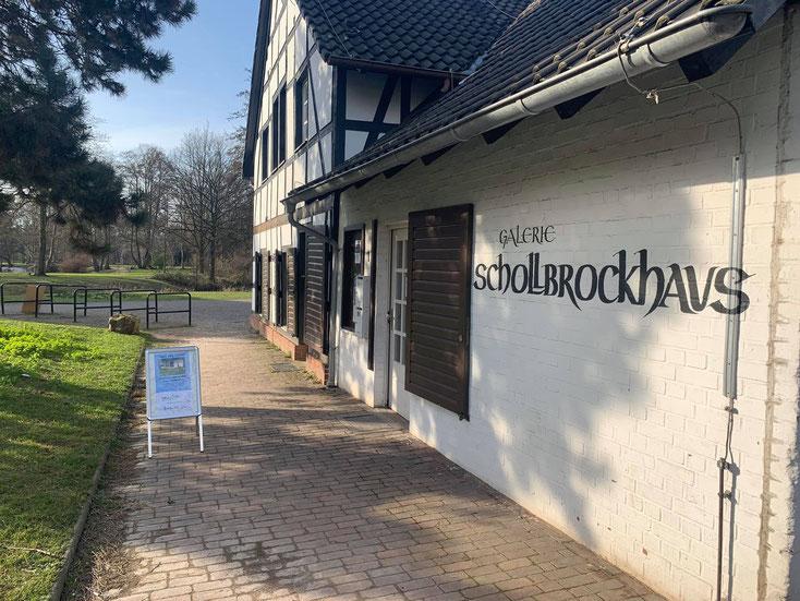 Galerie Schollbrockhaus in Herne