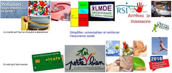 Carte Assurance Maladie Msa.Universaliser Et Renforcer L Assurance Maladie Site De
