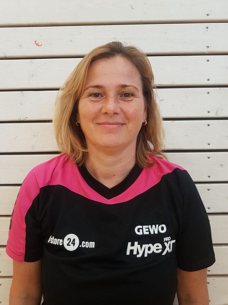 Szilvia Kahn: Die mehrfache ungarische Europameisterin und vierfache Schweizer Mannschaftsmeisterin der Jahre 2016 bis 2019