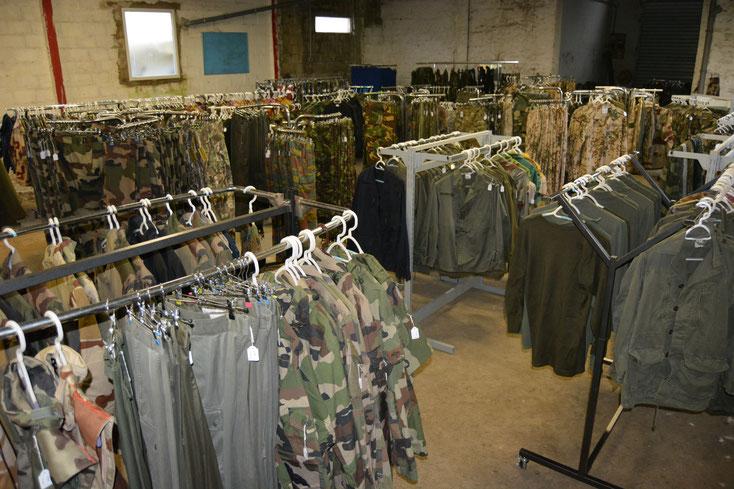 rachat paquetage militaire surplus militaire normandie. Black Bedroom Furniture Sets. Home Design Ideas