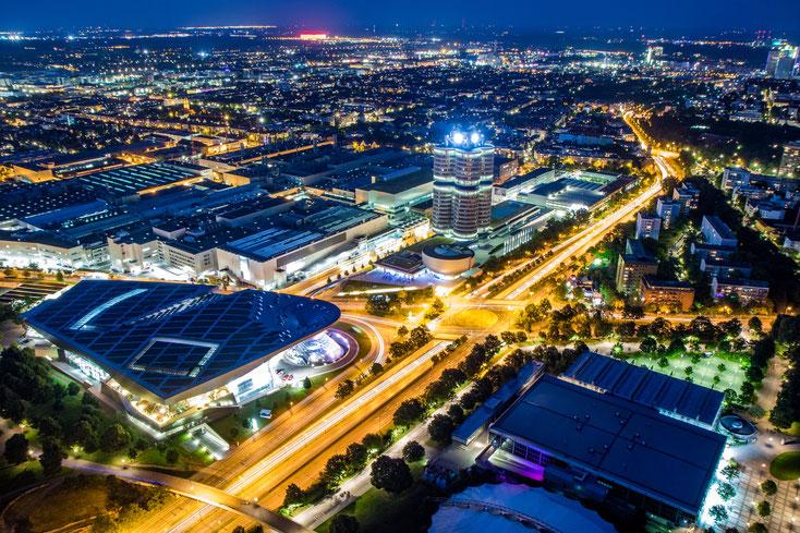 BMW-Welt; Detektiv Oberbayern, Detektei Ingolstadt, Wirtschaftsdetektei Oberbayern