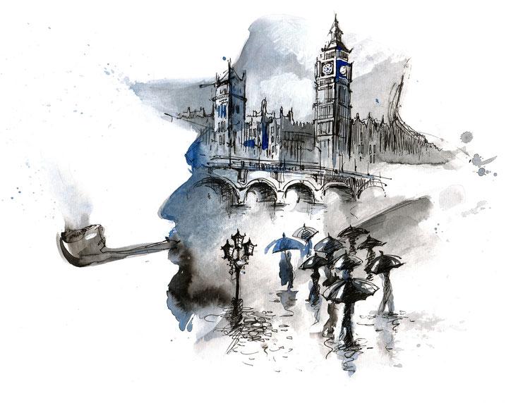Holmes in London; Detektei München, Detektiv München, Privatdetektiv München | Bayern