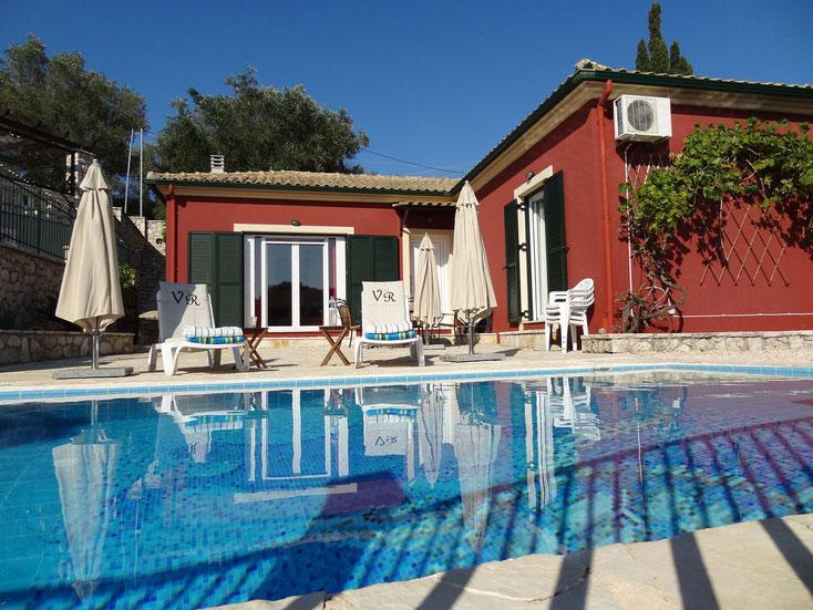 Villa Rosemary In Agios Ioannis, Corfu, Greece