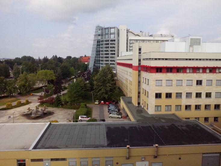 Klinikum Chemnitz; Detektei Chemnitz, Privatdetektiv Chemnitz, Detektiv Chemnitz, Detektivbüro