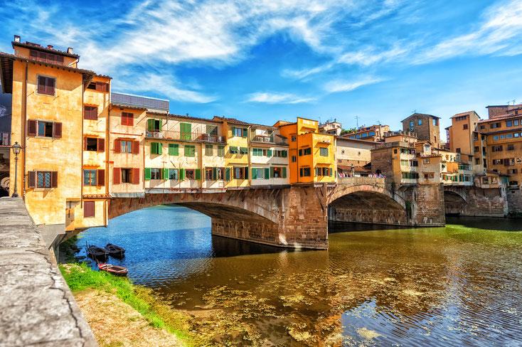 Ponte Vecchio; Detektei Toskana, Detektiv Toskana, Privatdetektiv Toskana, Detektiv-Team Florenz