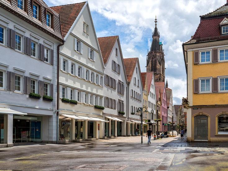 Innenstadt Reutlingen; Wirtschaftsdetektive Reutlingen, Privatdetektei Reutlingen